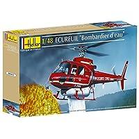 Heller Squirrel Bombar WATER modelo de helicóptero de construcción Kit