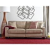 "Serta® RTA Palisades Collection 78"" Sofa in Flagstone Beige, CR43538PB"