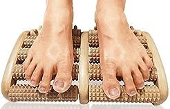 TheraFlow Dual Foot Massager Roller (Lar...