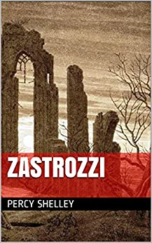 Zastrozzi Percy Shelley ebook product image