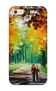 Mark Gsellman Andrews's Shop 2540928K96837528 High Grade Flexible Tpu Case For Iphone 5/5s - Oil Paintings