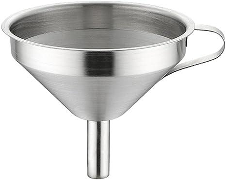 Amazon Tefuanan ステンレス製 ロート じょうご 液体用 キッチン調理用具 ロート オンライン通販