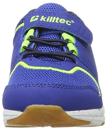 Killtec Pearson Jr, Zapatillas Deportivas para Interior para Niños Azul (Dunkelblau)