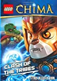 LEGO Legends of Chima: Clash of the Tribes Story Activity Book by Author (2013) Paperback