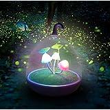 Ultra Jardin magique de Portable Bird Cage réglable lampe champignon a conduit capteur tactile nuit lumières basse consommation