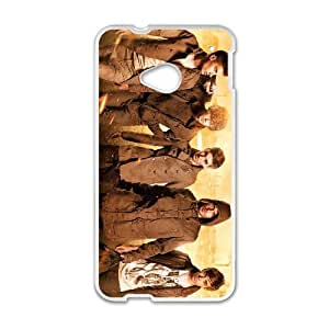 The Wanted HTC One M7 Cell Phone Case White I3621806