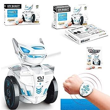 NiñosReloj Robot A Distancia Juguete Mando Para Pulsera De Con QCdoerBWx