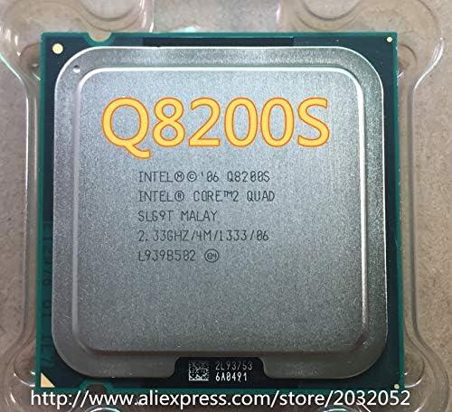 Cailiaoxindong Core 2 Quad Q8200S q8200s CPU//Socket 775//2.33GHz//FSB 1333MHz//45nm//65W//Quad-Core Processor