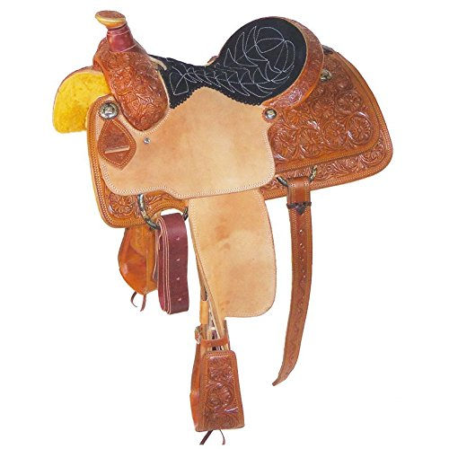 Cactus Saddlery Inc. Relentless Tie Down Saddle 15