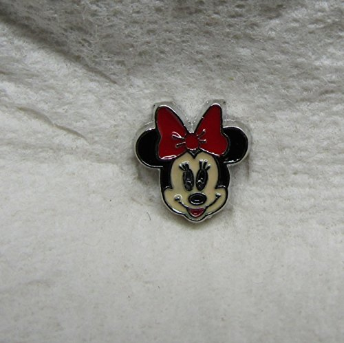 Origami Faces (Disney Minnie Mouse Face Floating Charm for your Origami Owl Locket)