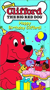 Clifford The Big Red Dog Good Friends Good Times Vhs