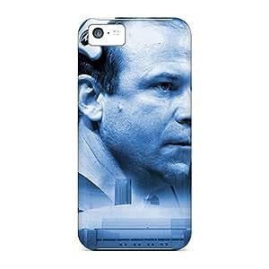 AaronBlanchette Iphone 5c Scratch Protection Mobile Cases Unique Design HD St. Louis Rams Pattern [UWW12430FmOA]