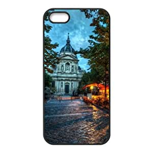 iPhone 4 4s Cell Phone Case Black France streetscape FY1388469