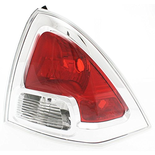 (DAT Fits 2006-2009 FITS FORD FUSION REAR RIGHT PASSENGER TAIL LIGHT LENS & HOUSING FO2819113 TAILLAMP TAILLIGHT NEW)