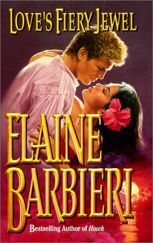 book cover of Love\'s Fiery Jewel