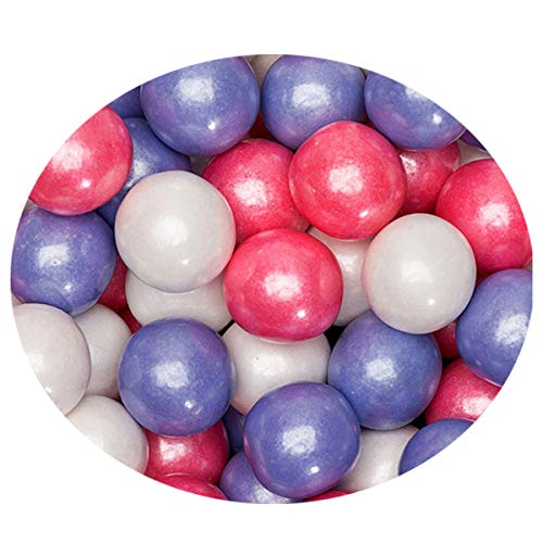 - Princess Mix 1 inch Gumballs 2lbs Birthday Party Candy