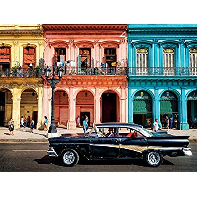 Ceaco Puzzle Scenic Photography Havana 300pcs New 2252 2