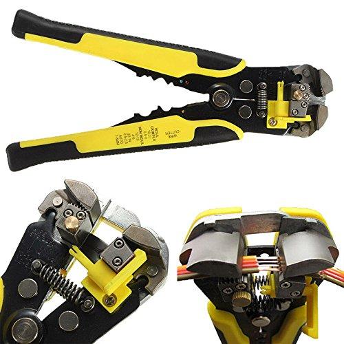 Professional Automatic Wire Striper Cutter Stripper Crimper Pliers Terminal Tool,gau battery terminal ring