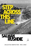 Step Across This Line, Salman Rushdie, 0679783490