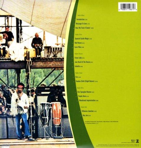 Live at Woodstock [Vinyl]