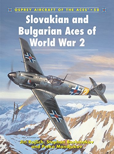 ian Aces of World War 2 (Aircraft of the Aces) (Slovak Air)