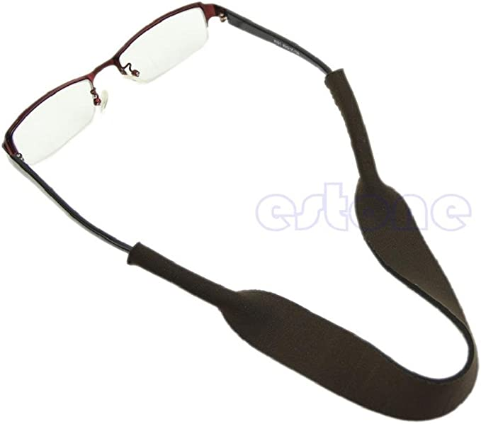 2x Glasses Strap Neck Cord Sports Eyeglasses String Sunglasses Rope Band Holder