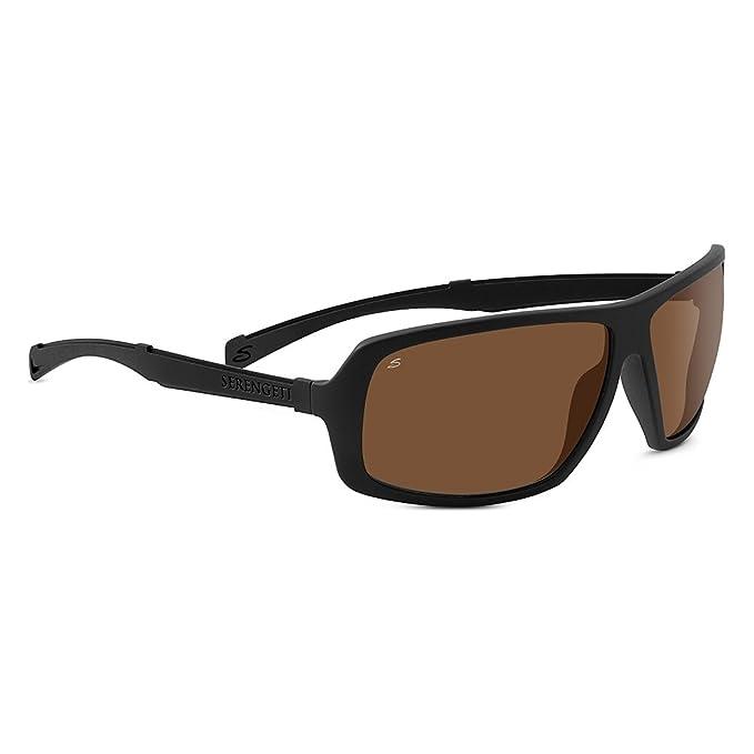 Serengeti Gafas de sol Alassio - satinado, Unisex, Alassio, Satin Dark Grey, large: Amazon.es: Deportes y aire libre