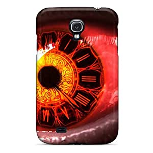 Durable Amazing Eyes Back Case/cover For Galaxy S4