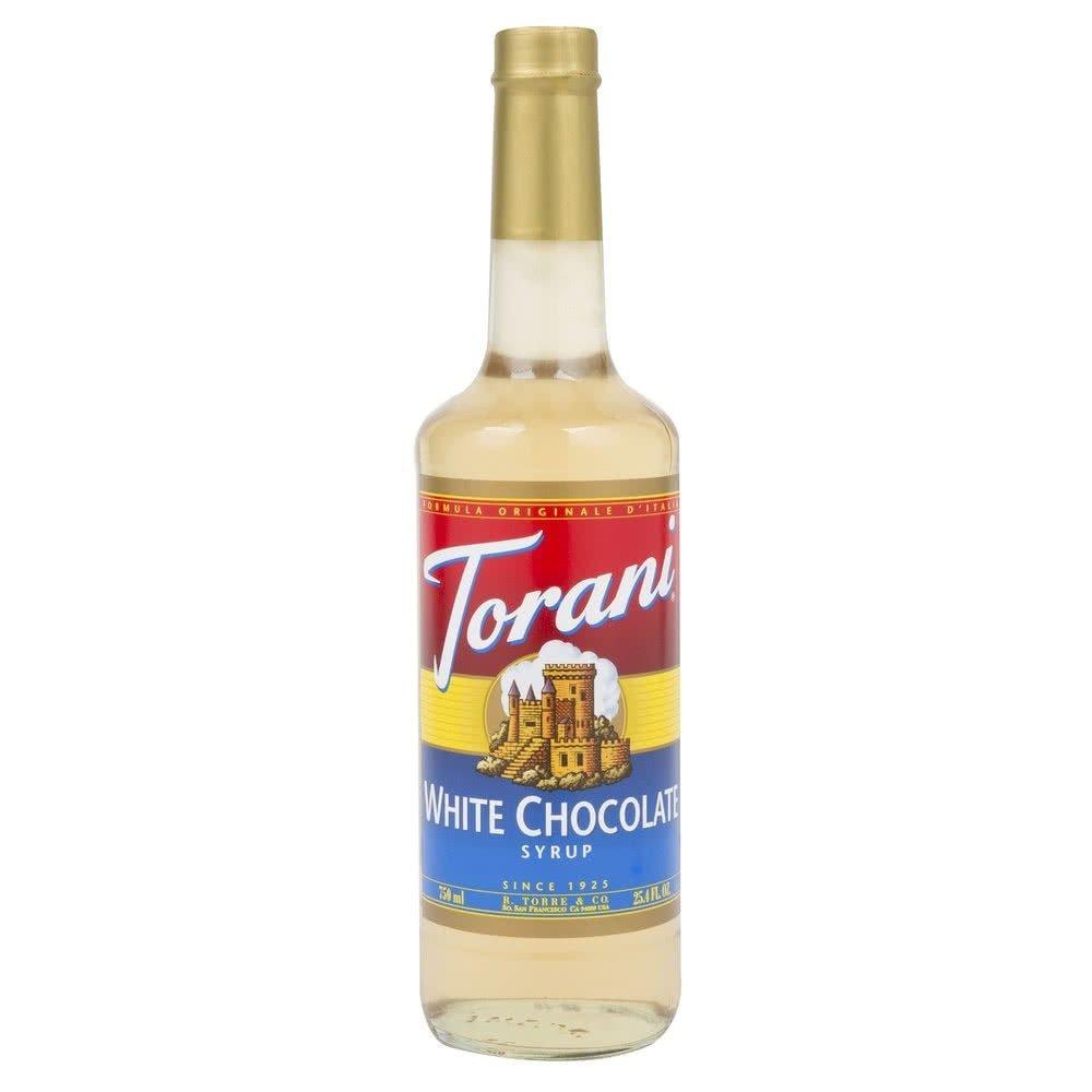 Torani White Chocolate Syrup