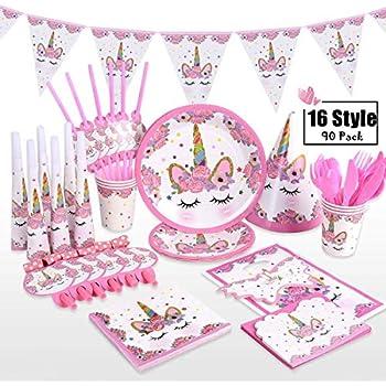 Amazon.com: Accesorios para fiestas de cumpleaños de ...