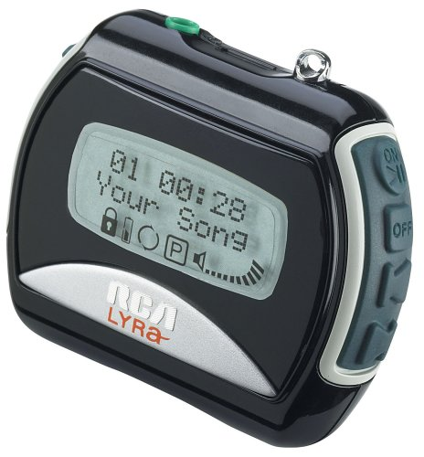MB Personal MP3 Player (Rca 256 Mb Mp3)