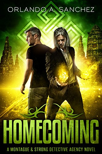 Happy Easter Peel - Homecoming: A Montague & Strong Detective Novel (Montague & Strong Case Files Book 5)