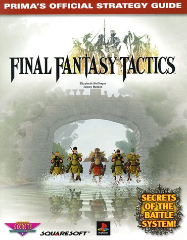 Read pdf final fantasy tactics the war of the lions official strategy….