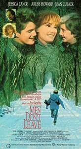 Men Dont Leave [VHS]