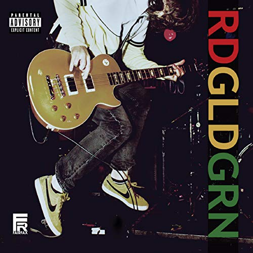 Gold Green Red - Red Gold Green LP [Explicit]