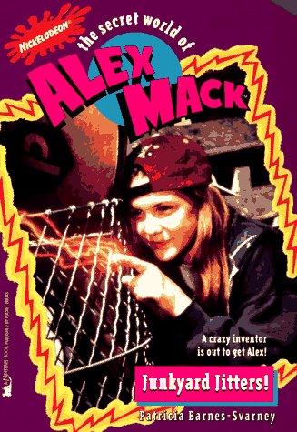 Junkyard Jitters The Secret World Of Alex Mack 11  Alex Mack