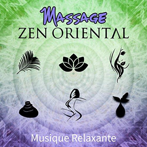 Massage Zen Oriental  Une Musique Relaxante avec des Dons de la Nature, La Fontaine, Vent, Eau, Fort, Pluie, Oiseaux, Criquet
