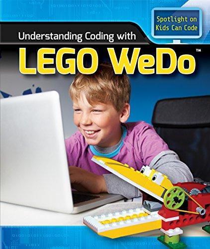 - Understanding Coding With Lego Wedo (Kids Can Code)