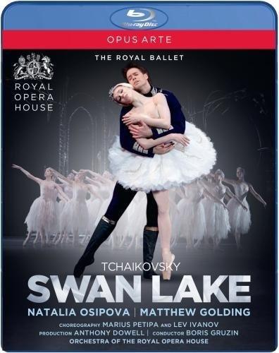 Swan Lake (Blu-ray)
