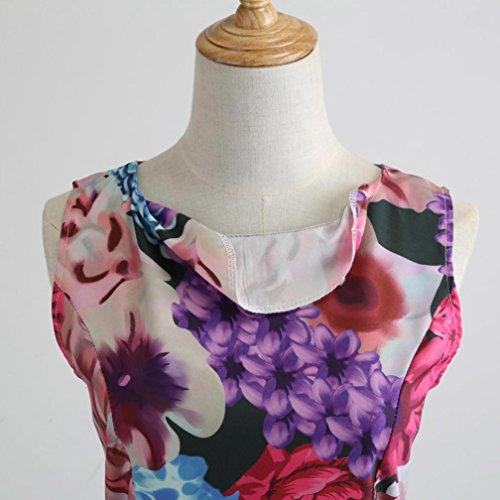 Tea Dress Classy Rockabilly Clearance Twinsmall 09 2018 Womens Hepburn Swing Vintage Audrey with 1950s Dress Belt Swing C1xqvw