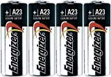 "Energizer A23pk12  A23 Battery, 12V, 1.8"" Height, .5"" Wide, 2.9"" Length (Pack of 12)"