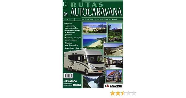 Rutas En Autocaravana - Número 11: Amazon.es: Peldaño: Libros