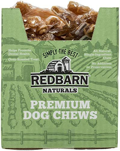 Redbarn Beef Tendon Dog Chew, Large, Naturals, 50 Count, 3 Pack