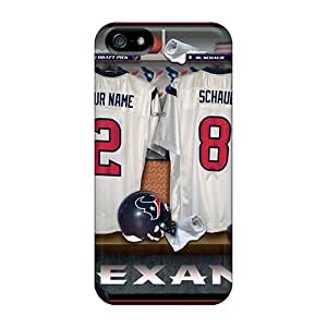MZF18173zZyF FCKLocation Houston Texans Uniform Feeling Iphone 5/5s On Your Style Birthday Gift Cover Case