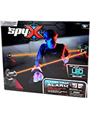 Mukikim 10278 Spy X/Lazer Trap Alarm-Invisible Beam Barrier Spy Toy