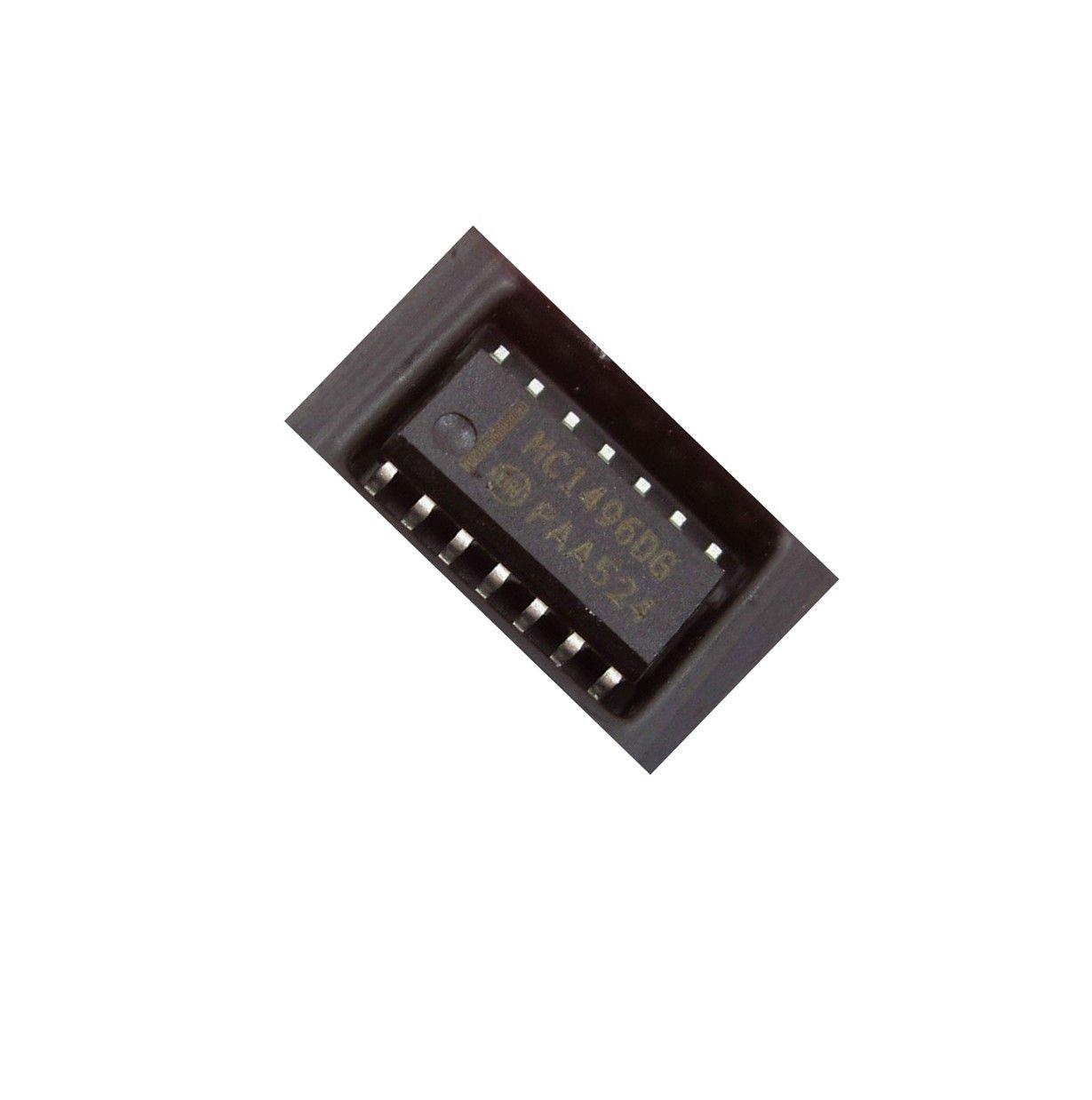 5 PCS MC1496DG ON IC MODULATOR//DEMODULATOR 14-SOIC NEW