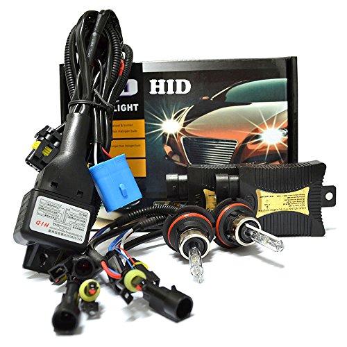 9004 5000k 55 watt New Car Hi-lo Bi-Xenon auto lighting system Xenon headlamps Car HID kit headlamp
