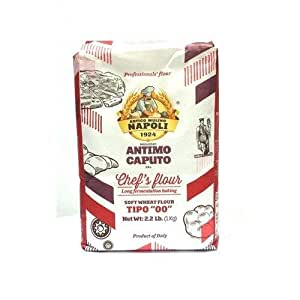 "Amazon.com : Antimo Caputo Chef's ""00"" Flour 1 Kilo (2.2"