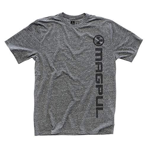 Magpul Men's Megablend Vert Logo T-shirt,  Athletic Heather,  3X-Large