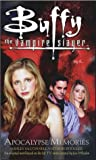 Apocalypse Memories by Laura J. Burns front cover
